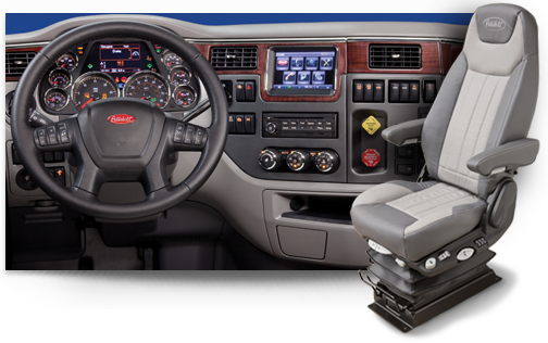 Peterbilt's SmartNav system, an integrated telematics and infotainment system, provides real-time truck monitoring, truck-specific navigation, ...